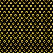 sunflower polka-dots black smaller