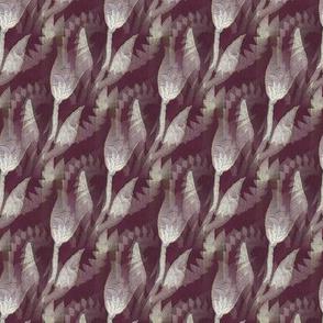 Swirling Tulips - Medium