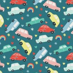 Cars & Rainbows