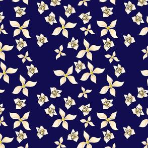 Magnolia's Navy Blue