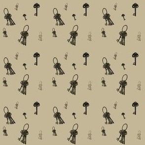 KeysPatternR