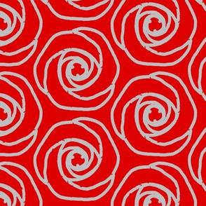 Soft hexagonal flowers-r1