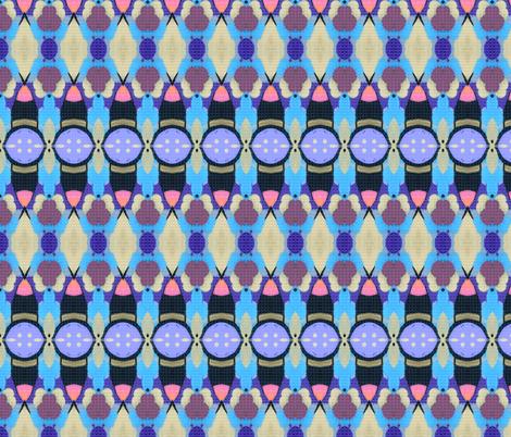 Valparaiso 105 fabric by hypersphere on Spoonflower - custom fabric