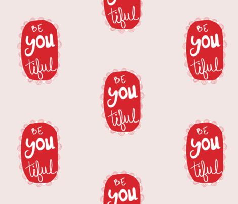 be you fabric by ali*b on Spoonflower - custom fabric