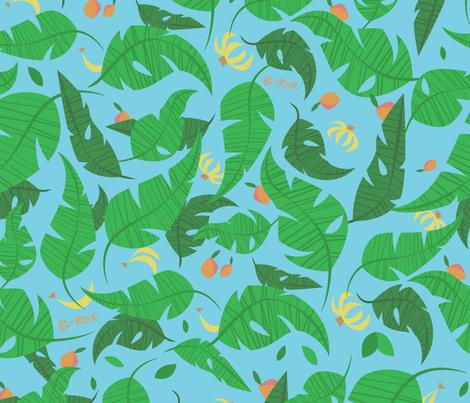 Martinique fabric by brianrechenmacher on Spoonflower - custom fabric
