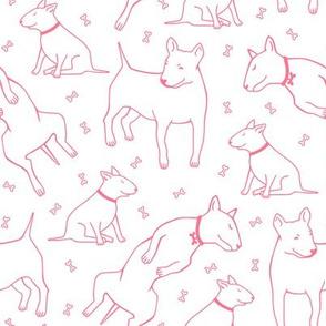 Pink bullies