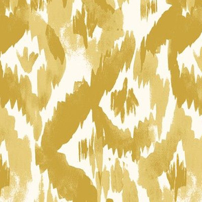 Ikat-Diamonds_mustard