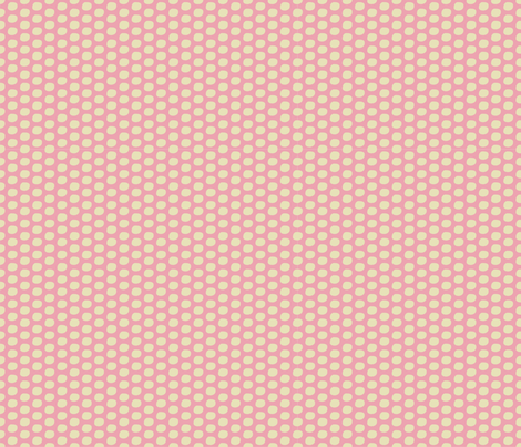 Seeds MARSHMALLOW fabric by kathyjuriss on Spoonflower - custom fabric