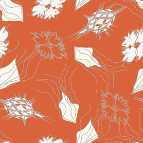 Fantasy-Flowers-Orange