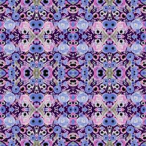 Watercolor Lavender Floral