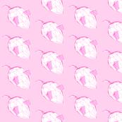 geometric mousy pinky