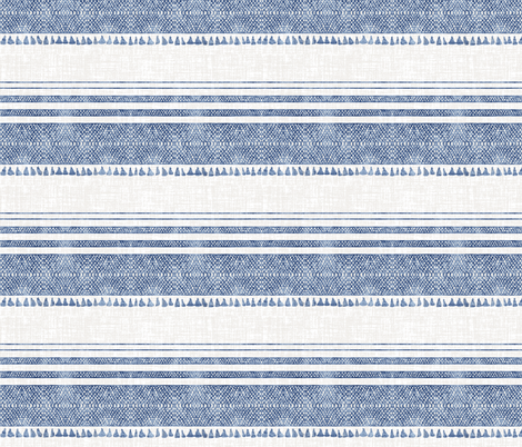 FRENCH LINEN CHAMBRAY TASSEL fabric by holli_zollinger on Spoonflower - custom fabric