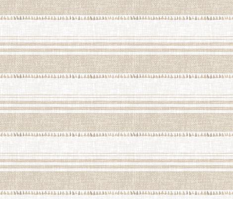 FRENCH LINEN TASSEL fabric by holli_zollinger on Spoonflower - custom fabric