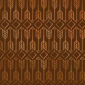 Canada Native Arrows Rust