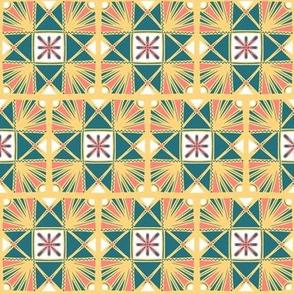 Organic Tile 1