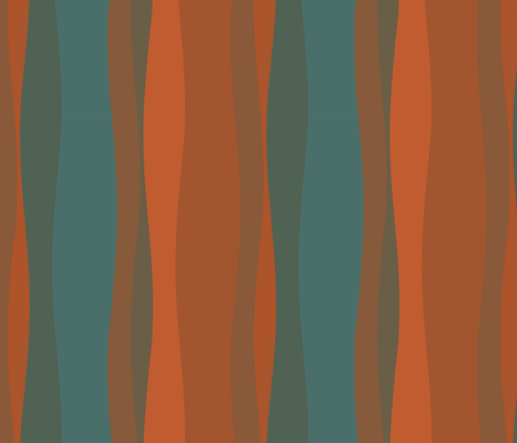 red-clay-oxidize fabric by wren_leyland on Spoonflower - custom fabric