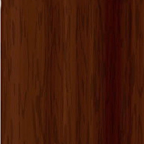 Mahogany Long Board 42 dark woodgrain