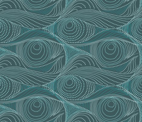 Australian Desert Seagrass fabric by rainbowtrout on Spoonflower - custom fabric