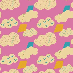 kites-pink