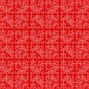 07033547 : Hilbert 4 : scarlet red