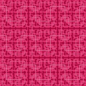 07033555 : Hilbert 4 : raspberry pink