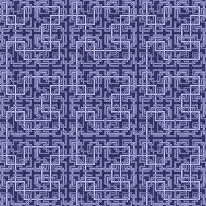 07033585 : Hilbert 4 : indigo blue