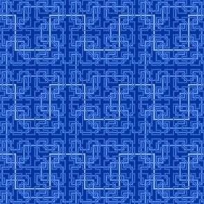 07033600 : Hilbert 4 : sapphire blue