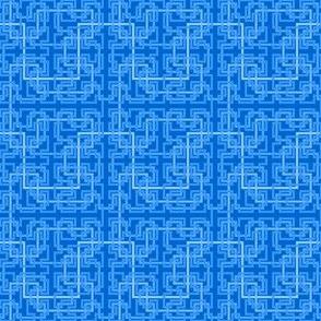 07033601 : Hilbert 4 : azure blue