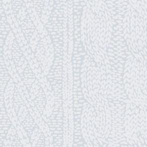 Hygge knit in grey