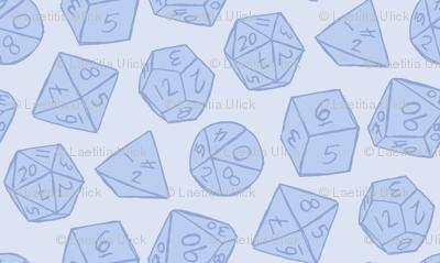 Gaming Dice - Blue