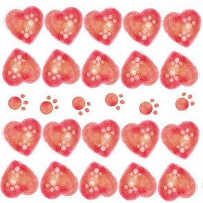 Hearts And Paws