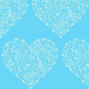 Flower Hunter Heart - Cupid's Dart