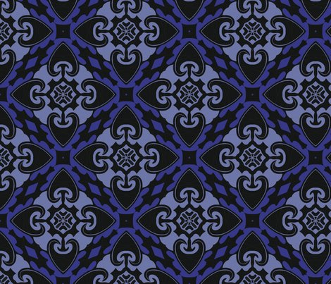 Rheart_tribal_fabric_8in_midnight-01_shop_preview