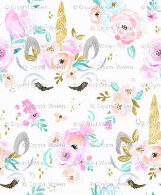 unicorn floral S