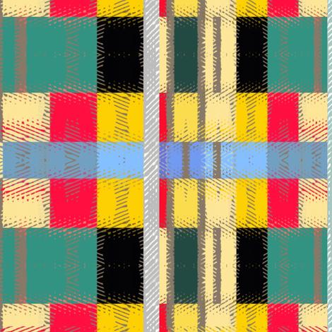 Gunta Stolzl inspired fabric by joanmclemore on Spoonflower - custom fabric