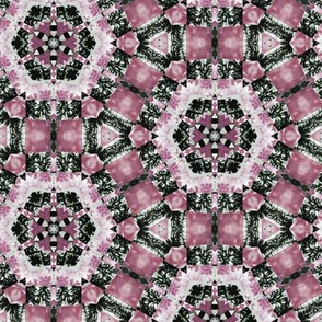 icy pink pattern
