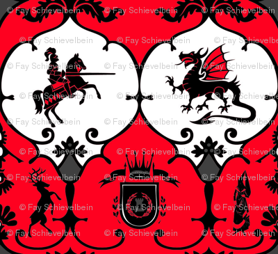 Knight-dragon-pattern-red_preview