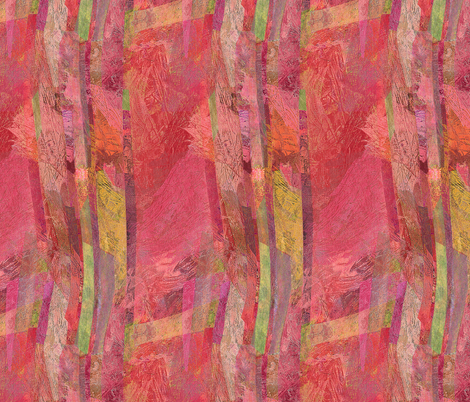 paint-abstract-red fabric by wren_leyland on Spoonflower - custom fabric