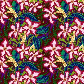 Flowers & Leaves