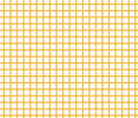 Sassy Check - golden fabric by white_tulip_designs on Spoonflower - custom fabric