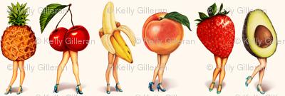 "Fruit Girls 2.5"""