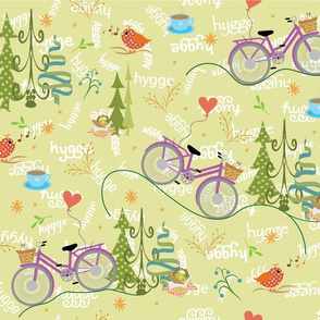 warm ride & wishes