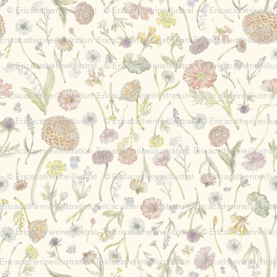 Wildflower Field Cream