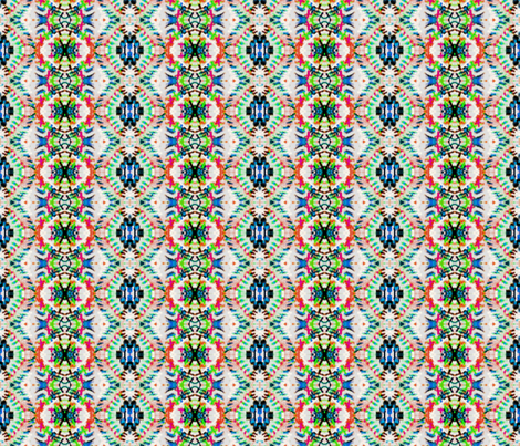 Valparaiso 137 fabric by hypersphere on Spoonflower - custom fabric