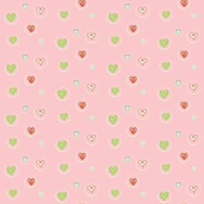 Hearts Afloat-petal