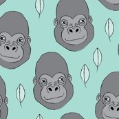 Rgorilla-and-leaves-on-blue_shop_thumb