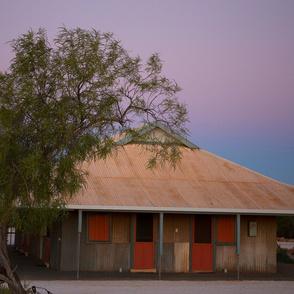 Outback Shearers Quarters square