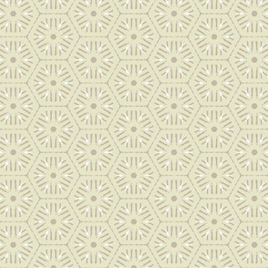 Mod Honeycomb M+M Quinoa Friztin