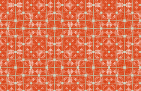 Square Knit M+M Ruby by Friztin fabric by friztin on Spoonflower - custom fabric