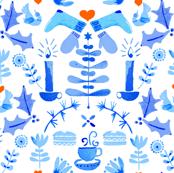A Bluey Hygge